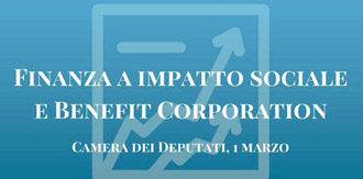 Finanzaa impatto sociale e Benefit Corporation