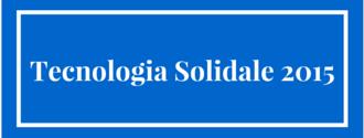 Tecnologia solidale 2015